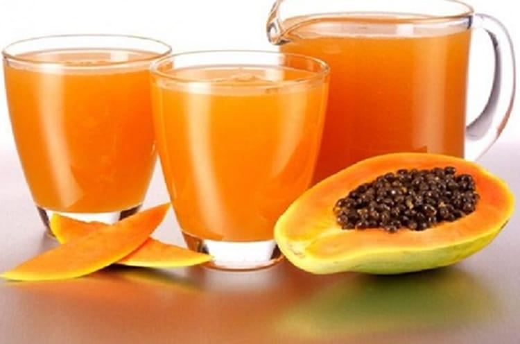 Benefícios da Vitamina de Mamão