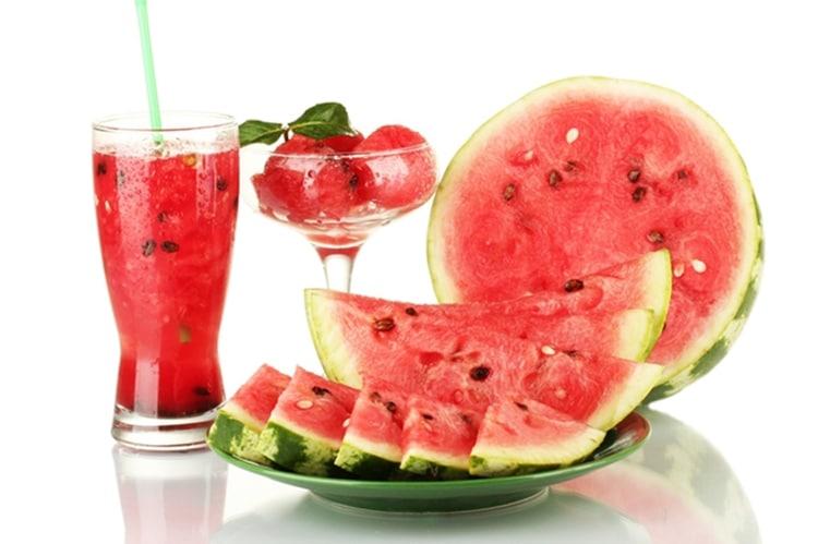 vitamina de melancia