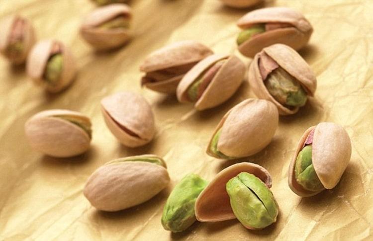 Benefícios da Vitamina de Pistache
