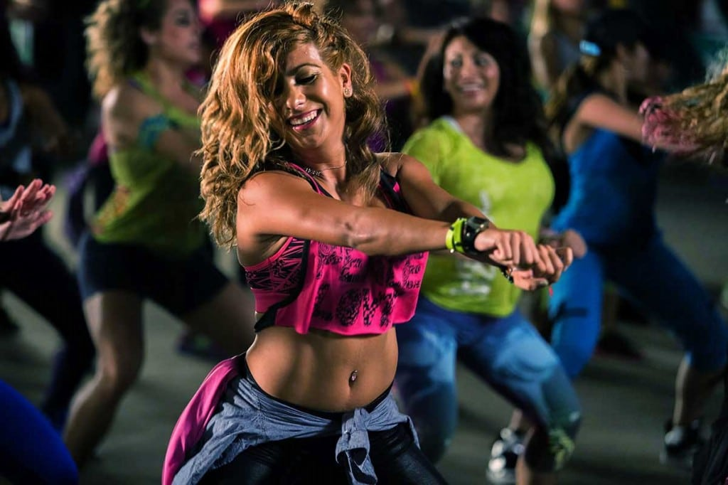 Beneficios da Zumba