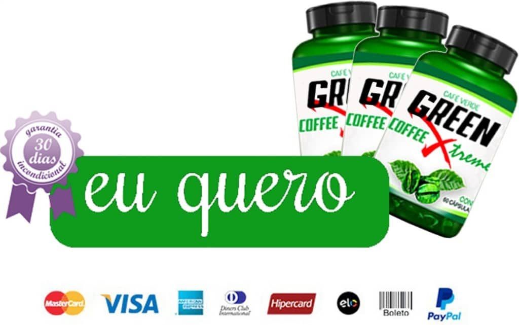 Green Coffe Extreme valor