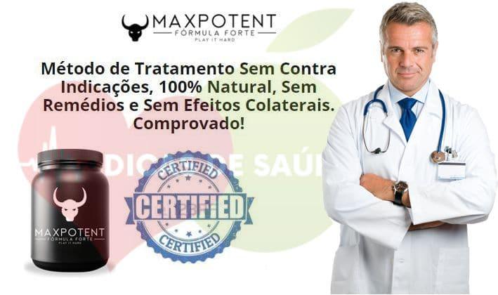 maxpotent garantia