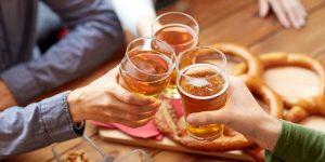 Cerveja beneficio