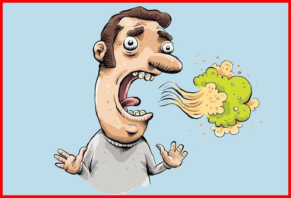 Eliminar o mau halito