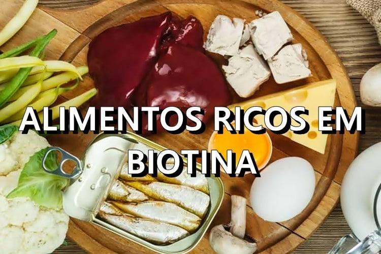 Os 14 Melhores Alimentos Ricos em Biotina