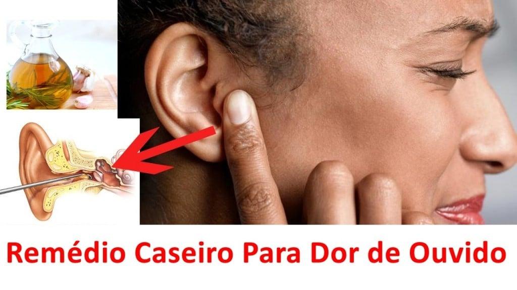 Remédios Caseiros Para Desobstruir Ouvido Entupido