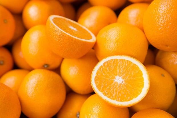 beneficios laranja