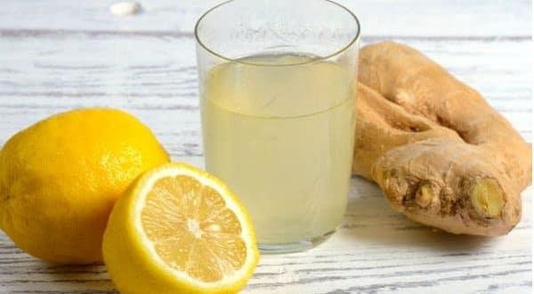 suco de limão para mau halito