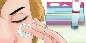 creme dental para acne