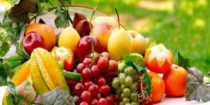 frutas para saude