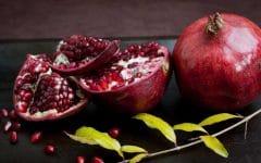 Os 25 Benefícios da Romã Para Saúde!