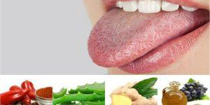 eliminar a boca seca