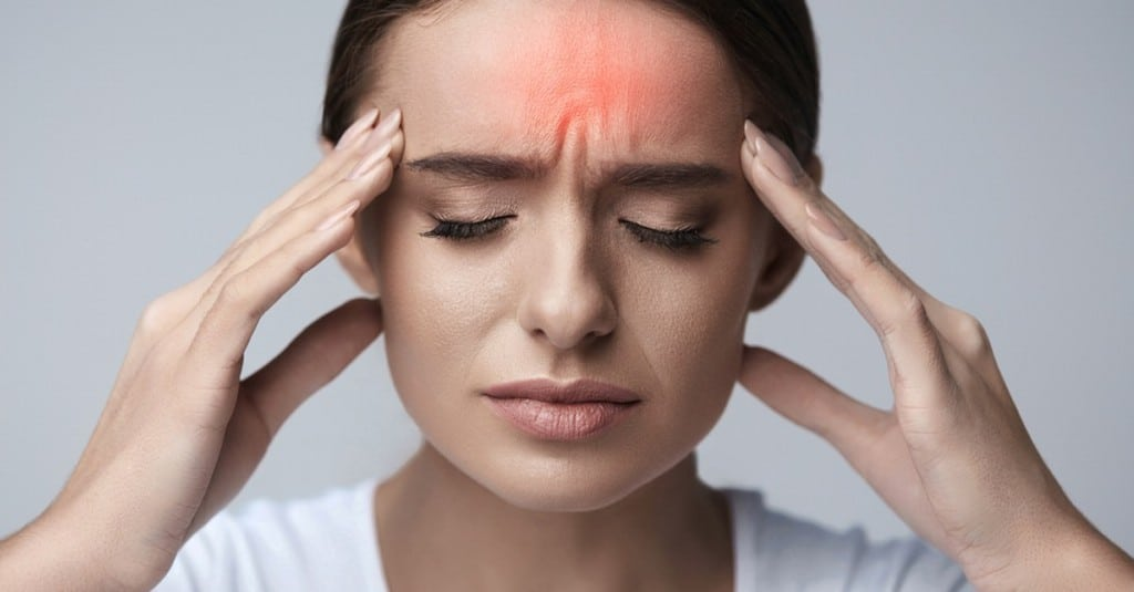 tratar a dor na cabeça
