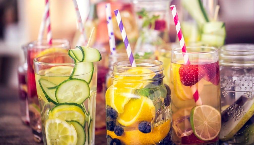As 10 Receitas de Água Aromatizada Para Queimar Gordura