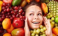 Os 20 Principais Alimentos Saudáveis Para Pele Radiante!