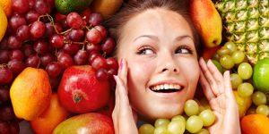 alimentos saudaveis para pele