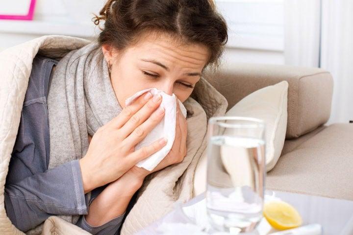 como tratar os resfriados