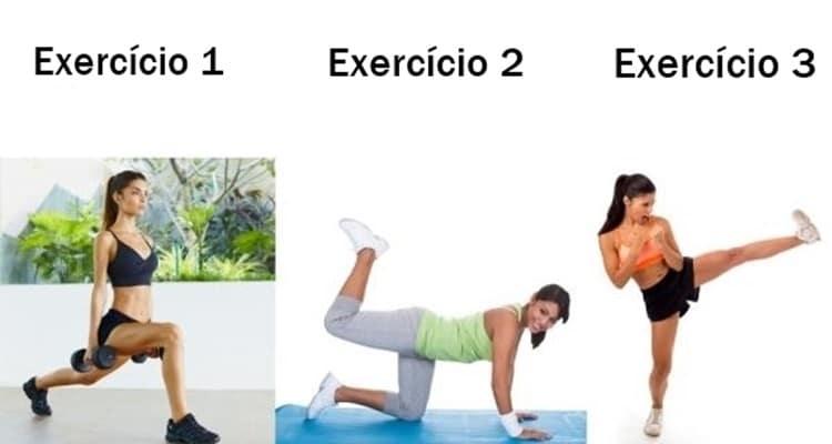 Exercicio Para Eliminar a Gordura Debaixo das Nádegas