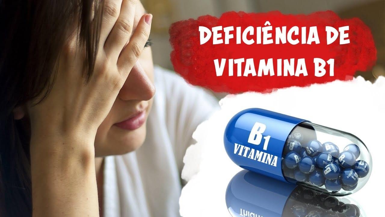Os 11 Sinais e Sintomas de Deficiência de Vitamina B1!