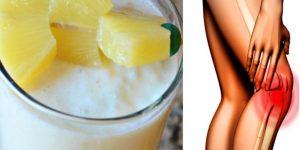 Bebida Para Acabar com Dor nas Articulacoes