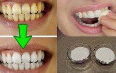 Receita Infalível Para Clarear os Dentes em Casa!