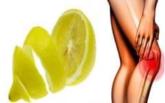 Casca de Limão Para Acabar com Dores nas Costas e nas Articulações em 15 Minutos!