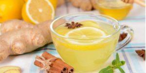 Receita de chá para eliminar barriga e perder peso