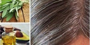 eliminar os cabelos brancos