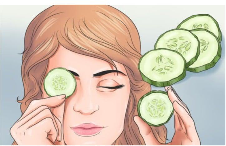 Remédios Caseiro Para Remover as Olheiras em Apenas 30 minutos!