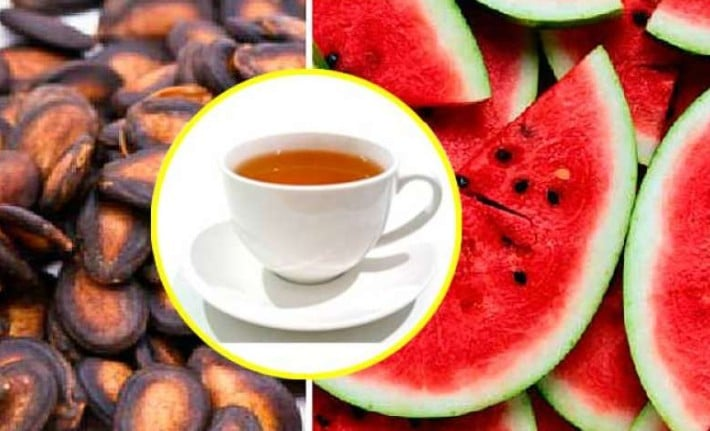 semente de melancia para curar infecções