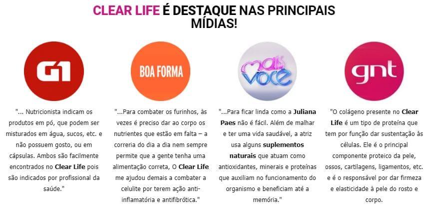 Clear life funciona - 1